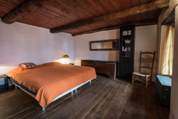 Das grosse Schlafzimmer